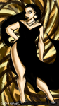 Black Dress (2014) by kmlkreations