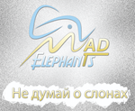 MadElephants logo beta by magrib