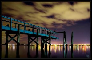 the dock by RAS1