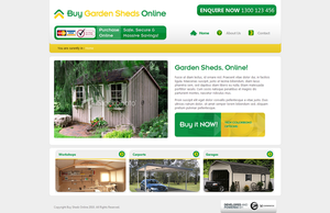 Buy Garden Sheds Online by maraccasmein