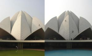 LotusTemple2 by 99thbone
