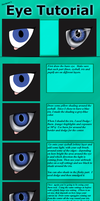Eye Tutorial by xX-Starduster-Xx
