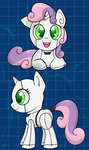 Input Name: Sweetie Belle by Rainbro-Stache