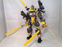 Toa Boltrax, Toa of Lighting 03 by TheBoltTron
