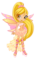 Stella Harmonix mini Winx by Coloralecante