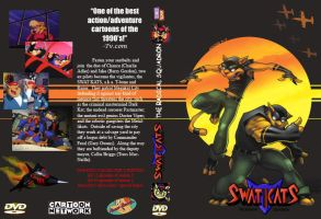 SWAT Kats DVD Cover by NsomniacArtist