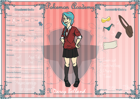 PA: Darcy Belland by arison-chan