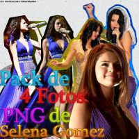Pack de Selena Gomez We Own The Night Tour RAR by DanielArt98