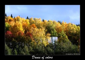 Dance of colors by Lorvija