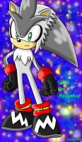 Gray the Hedgehog by Zalehard13