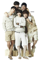 [PNG] To The Beautiful You by chazzief