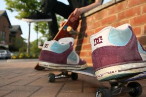 DC Shoes by Tyvokka