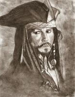 Jack Sparrow by thierryart
