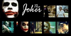 The-Joker-Collage by JokerAgentChaos