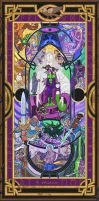 the story of Medivh by breath-art