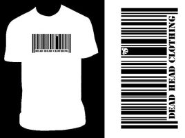 Bar Code T by PandaPirate69