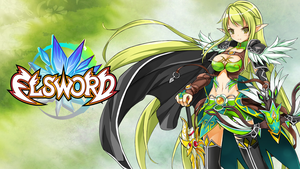 Elsword NW wallpaper by TopHatea