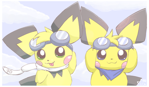 GOGGLES FTW by pichu90