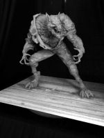 Werewolf-finished-6 by Blairsculpture