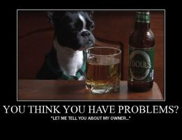 Motivation - You think you have problems? by Songue