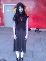Aradia cosplay 0_0 by EloiseS16