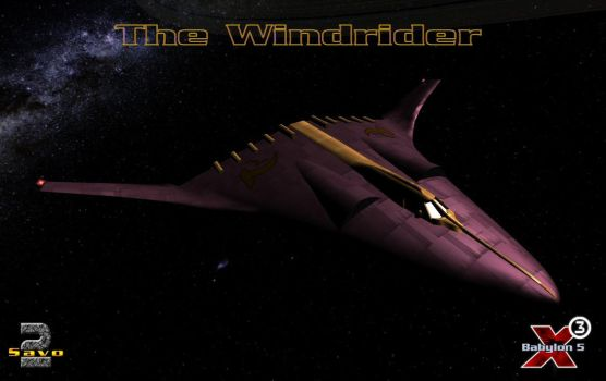 The Windrider by SAVOTW
