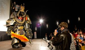 Warhammer Cosplay @ AnimeNights 2012 Lithuania by TomasLiutvinas