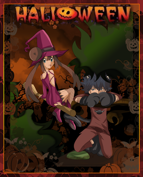 halloween time sequelshipping by hikariangelove