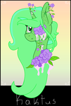 Pastel gore Cactus by RichiLimpet