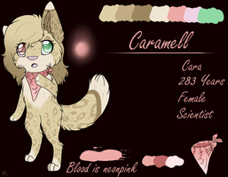 Caramell Sheet // Read DESC. by Xenophilith