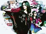 Lucy Hale by izzzolda