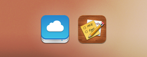 iOS icons PSD Sunday 2. by JackieTran