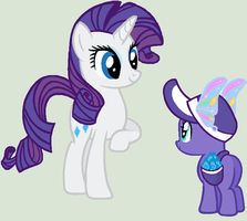 Rarity's 1# Fan-Base by CutieStyle