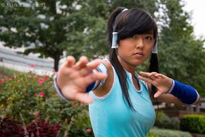 Concentration - Legend of Korra by xMissPanda