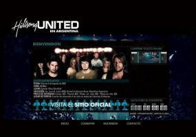 Hillsong United in Argentina I by jonikox