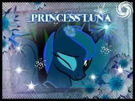 Princess Luna - New Id Picture by rularoftheNIGHT
