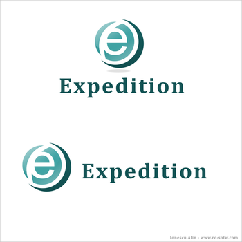 Expedition Logo. by Ionescualin