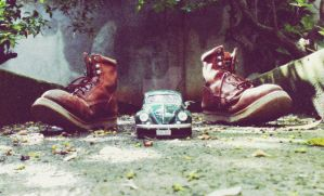 I Love My Boots by AGGA-PHOTOGRAPHY
