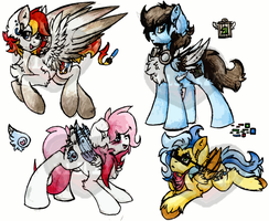 PONY ADOPTS ~ POINTS/PAYPAL ~ CLOSED ~ #17 by iRoxykun