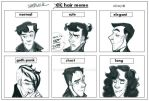 Sherlock Hair meme by lexieken