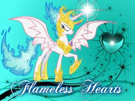 Flameless Hearts by Mobin-Da-Vinci