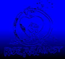 Rise Against 5 by TheBlindBandit92