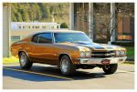 A Golden Chevelle SS by TheMan268