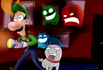 fAC2015 - Luigis Mansion: Dark Moon by Kamaloba