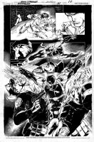 Nightwing 01 Page 17 Inks by JPMayer
