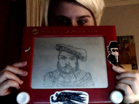 Henry VIII by MouseBrown