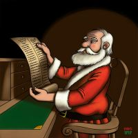 Saints and Sinners: He's making a list by BahalaNa