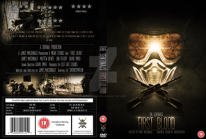 First Blood DVD Cover by Sherbertmelon
