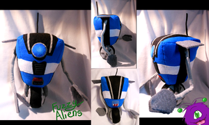 Blue Claptrap (Cl4p-TP) -For Sale- by FuzzyAliens