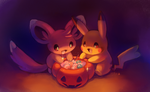 Magical pumpkin by kori7hatsumine